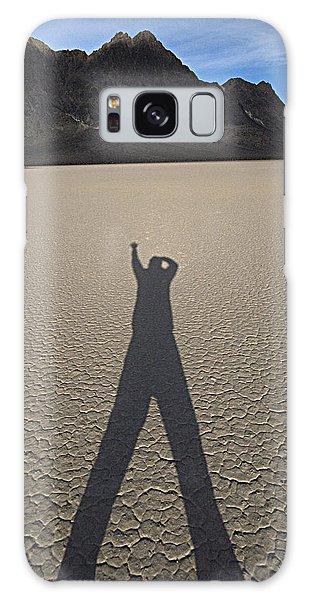 Shadowman Galaxy Case by Joe Schofield