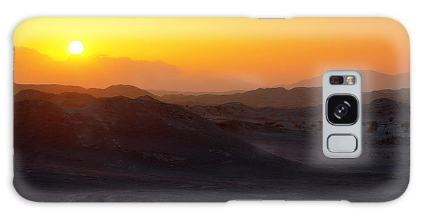 Evening Galaxy Case - Shadows by Chad Dutson