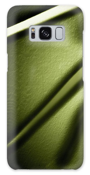 Shadows On Wall Galaxy Case by Darryl Dalton