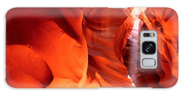 Shaft Of Sunlight In A Canyon, Antelope Galaxy Case