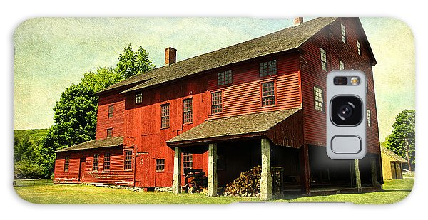 Shaker Village Barn Galaxy Case