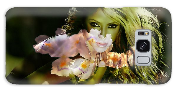 Shakira Galaxy Case by Marvin Blaine