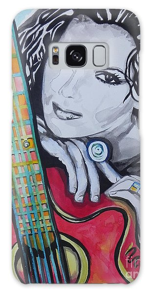 Shania Twain Galaxy Case