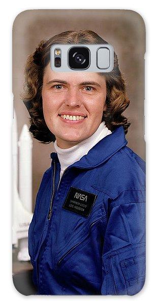 Astronaut Galaxy Case - Shannon Lucid by Nasa/johnson Space Center