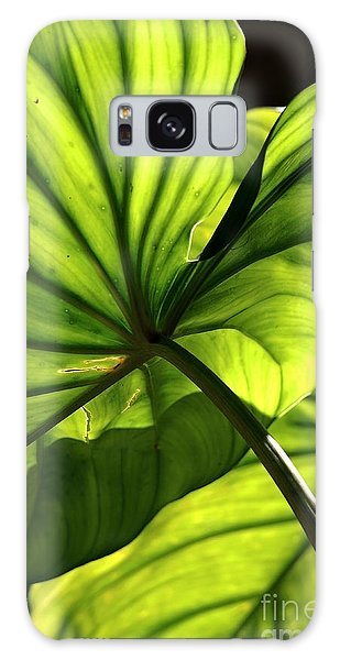 Shapes Of Hawaii 12 Galaxy Case by Ellen Cotton
