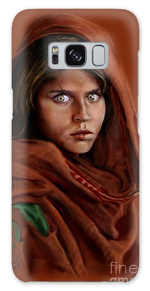 Sharbat Gula Galaxy Case