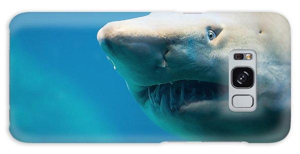 Bull Galaxy Case - Shark by Johan Swanepoel