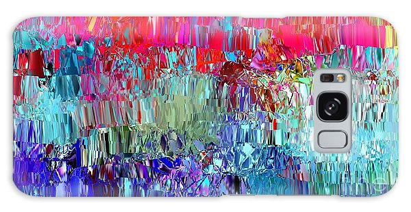 Shattered Galaxy Case by The Art of Alice Terrill