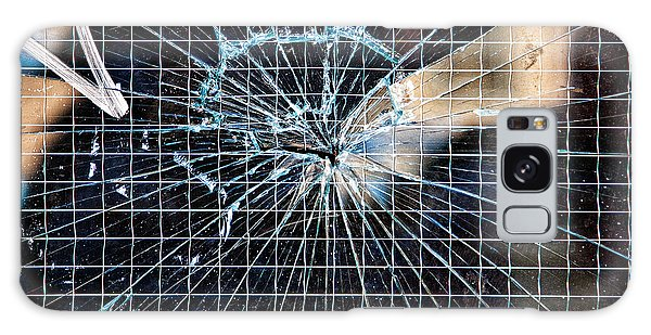 Featured Images Galaxy Case - Shattered But Not Broken by Peter Tellone