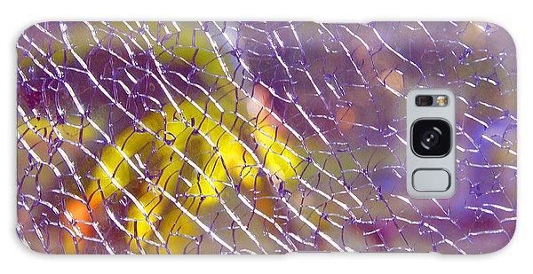 Shattered Glass Abstract Galaxy Case