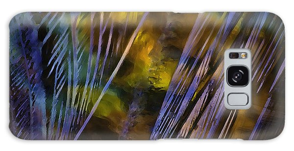 Galaxy Case featuring the photograph Shattered by Sherri Meyer