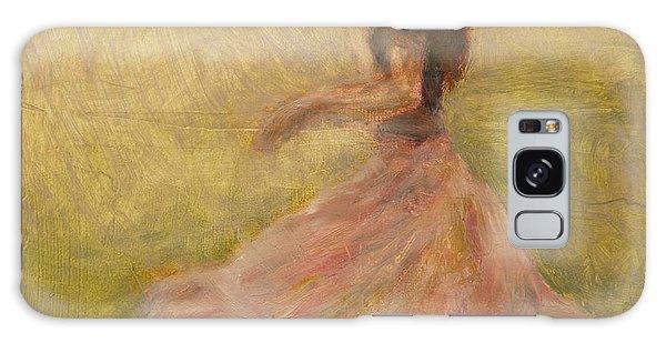 She Dances With The Rain Galaxy Case