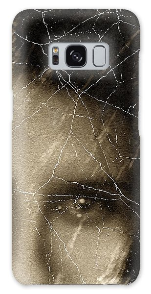 She Died Before Your Eyes Galaxy Case