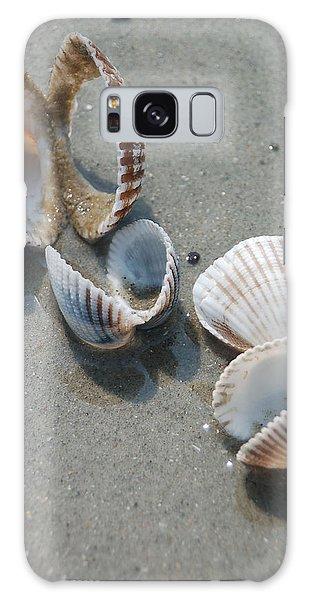 She Sells Sea Shells Galaxy Case