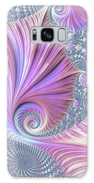 She Shell Galaxy Case by Susan Maxwell Schmidt