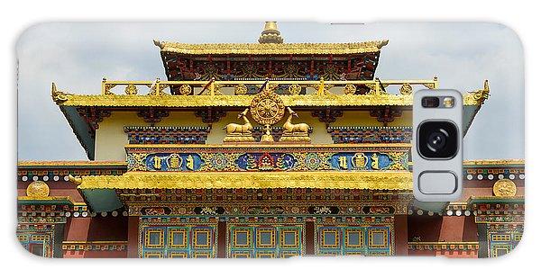 Shechen Monastery In Kathmandu Galaxy Case