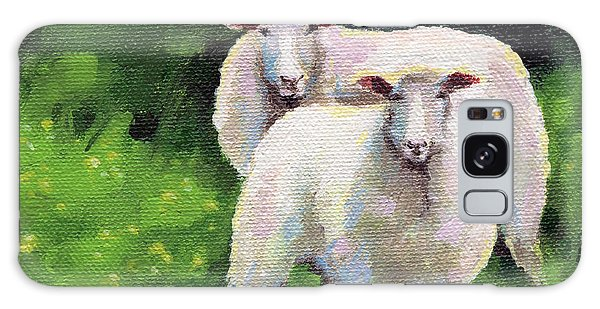 Sheeps Galaxy Case