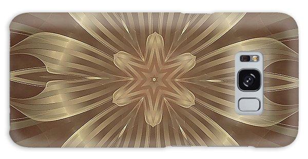 Sheer Linen Galaxy Case