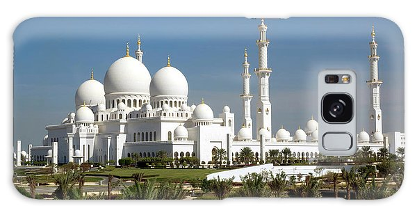 Place Of Worship Galaxy Case - Sheikh Zayed Bin Sultan Al Nahyan Grand by Panoramic Images