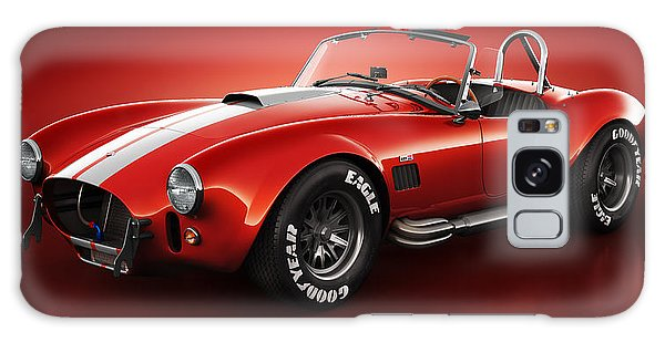 Shelby Cobra 427 - Bloodshot Galaxy Case