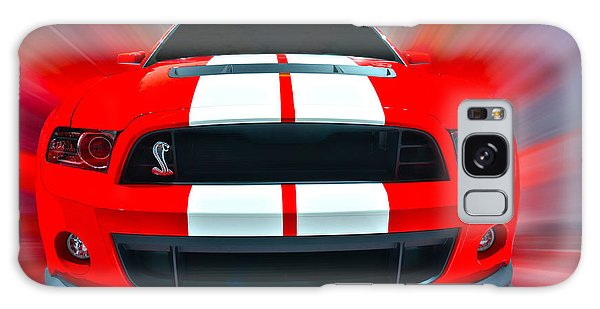 Shelby Gt 500  2013 Galaxy Case