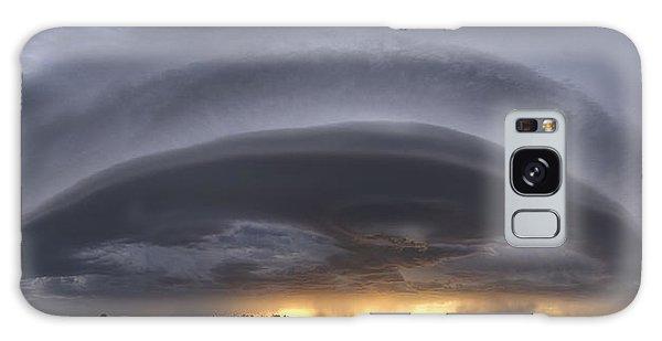 Shelf Cloud Galaxy Case