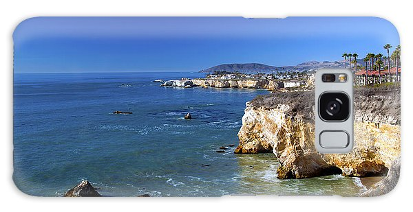 Shell Beach California Galaxy Case