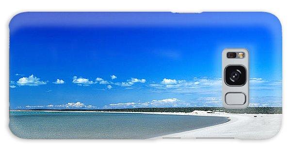 Shell Beach Galaxy Case by Yew Kwang