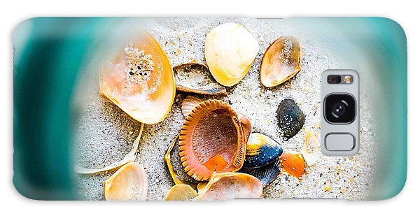 Shell Paradise  Galaxy Case