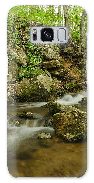 Brian Rock Galaxy Case - Shenandoah Stream No. 2 by Brian Rock