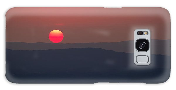 Shenandoah Sunset Galaxy Case
