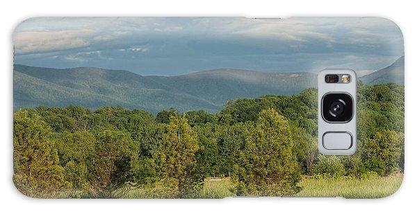 Shenandoah Valley May View Galaxy Case by Lara Ellis