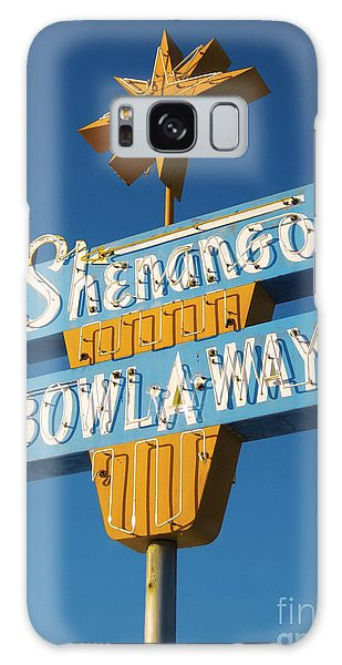 1950s Galaxy Case - Shenango Bowl-a-way by Jim Zahniser