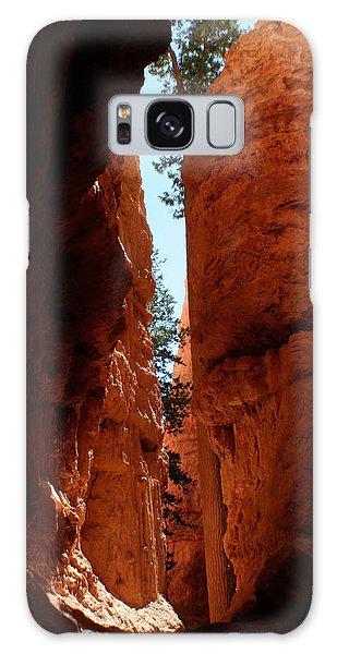 Sherbet Walls Galaxy Case by Jon Emery