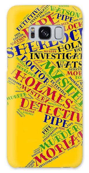 Sherlock Holmes Galaxy Case
