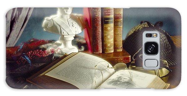 Sherlock Holmes Napoleon Galaxy Case by Martin Konopacki