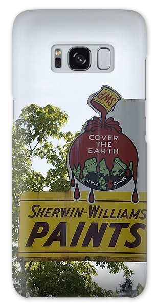Sherwin Williams Galaxy Case by Laurie Perry
