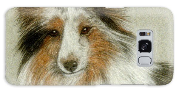 Shetland Collie Galaxy Case