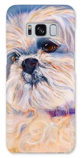 Shih Tzu Rescue Galaxy Case