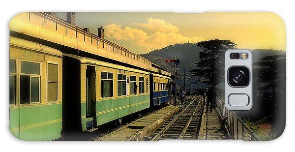 Shimla Railway Station Galaxy Case