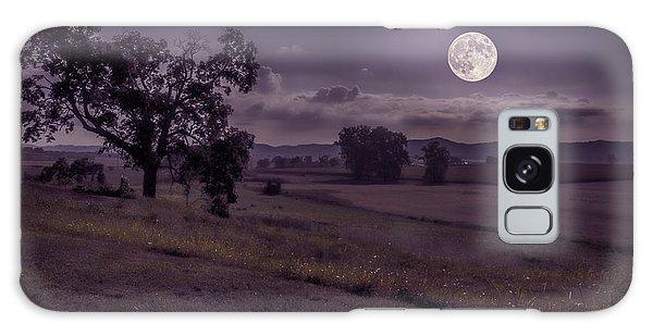 Shine On Harvest Moon Galaxy Case
