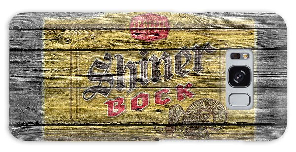 Six Galaxy Case - Shiner Bock by Joe Hamilton