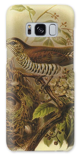 Shining Cuckoo Galaxy Case by Dreyer Wildlife Print Collections