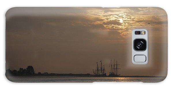 Ships At Dawn Galaxy Case