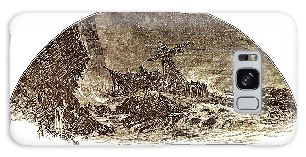 Drown Galaxy Case - Shipwreck Illustration by David Parker/science Photo Library