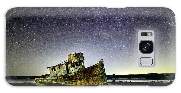 Shipwreck Galaxy Case