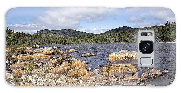 Shoal Pond - Pemigewasset Wilderness New Hampshire Usa Galaxy Case