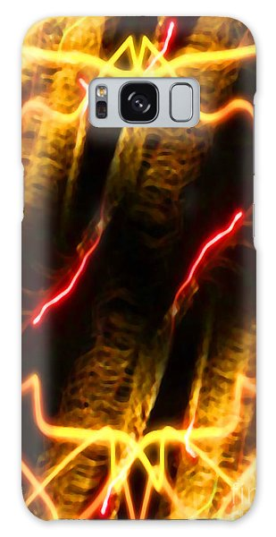 Shock Treatment Galaxy Case by Gayle Price Thomas