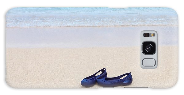 Shoes In Paradise Galaxy Case