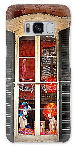 Shop Window Galaxy Case